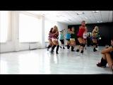 Мастер класс по Vogue и Dancehall от Елены Fraules Яткиной в школе танцев Superstar